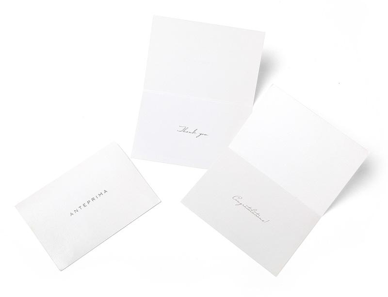 定型文メッセージカード