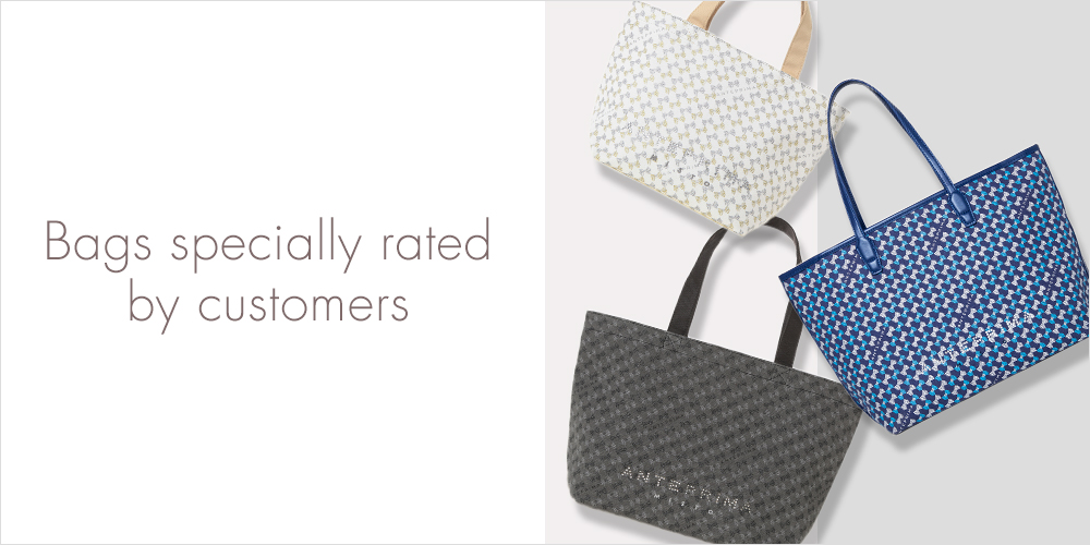 Bags specially rated by customers