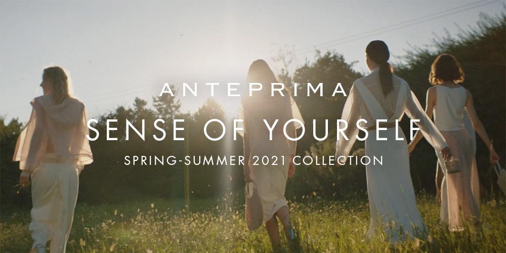 SENSE OF YOURSELF  - SPRING-SUMMER 2021 COLLECTION