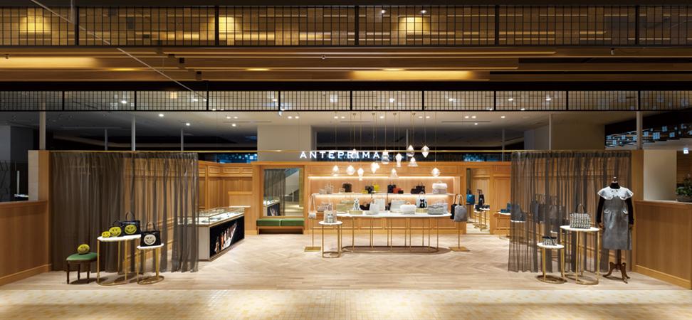 ANTEPRIMA渋谷スクランブルスクエア店Zoomによるオンライン接客