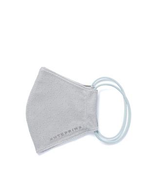 ANTEPRIMAオリジナルチュールレースマスク/グレー
