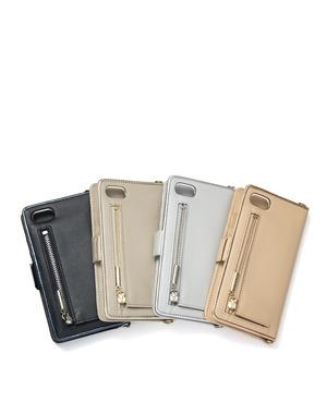 スプマンテ/iPhone7・iPhone8・iPhone SE ケース/ピンク